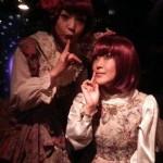 Kokusyoku Sumire en Classical Lolita
