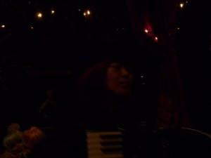 Yuka en concert au Sumire no Tenmado