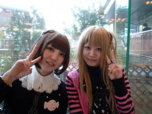 Maki et Asuka