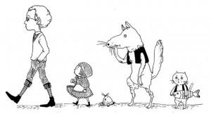 Une caricature par Haruyo