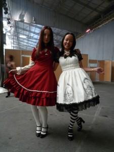 Lolitas à Chibi Japan Expo Sud