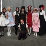 Lolitas du défilé à Chibi Japan Expo Sud