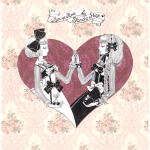 Rougerose et Blancheneige par Heiwa