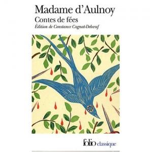 Couverture des Contes de fées de Madame d'Aulnoy