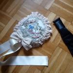 Colis reçu de Silfide Rosa