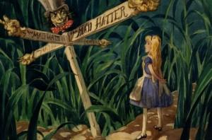 Alice à la croisée des chemins