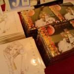 Pile de CD : Katahane no Tenshi no Pavane et Gothlolic
