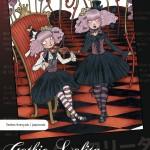 Flyer pour la sortie de Gothic Lolita