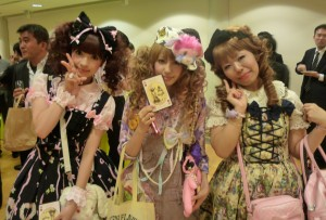 Aoki Misako, Miaki et Kimura Yu