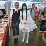 François et Nelly à Japan Expo