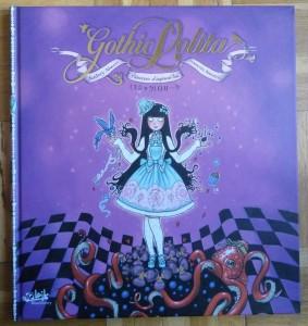 Exemplaire d'auteur de Gothic Lolita : couverture
