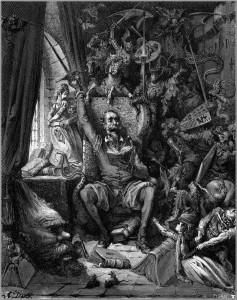Don Quixote par Gustave Doré