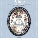 Alice in Wonderland Couverture Provisoire