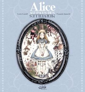 Alice in Wonderland Couverture Provisoire