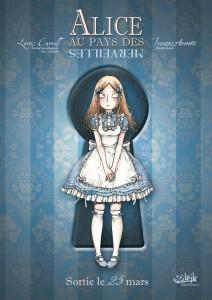 Couverture non-définitive d'Alice