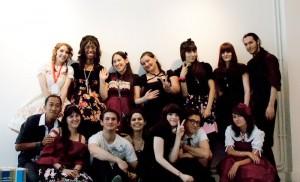 Convention Lolita Photo de Groupe