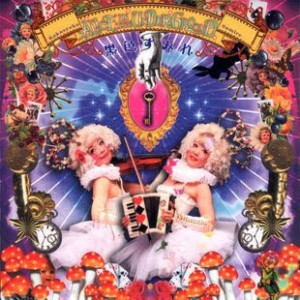 Alice in the Underground CD Cover
