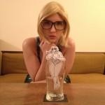 la modèle Nella Fragola prête son visage à mon héroïne, Shauna.