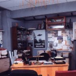 Mulder's office, not mine